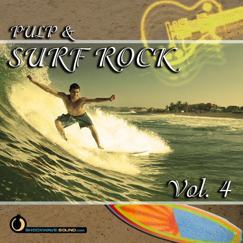 Let's go surfing! …with our brand new collection of Surf Rock music