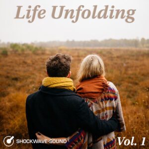 Life Unfolding Vol. 1 - background stock music collection from Shockwave-Sound