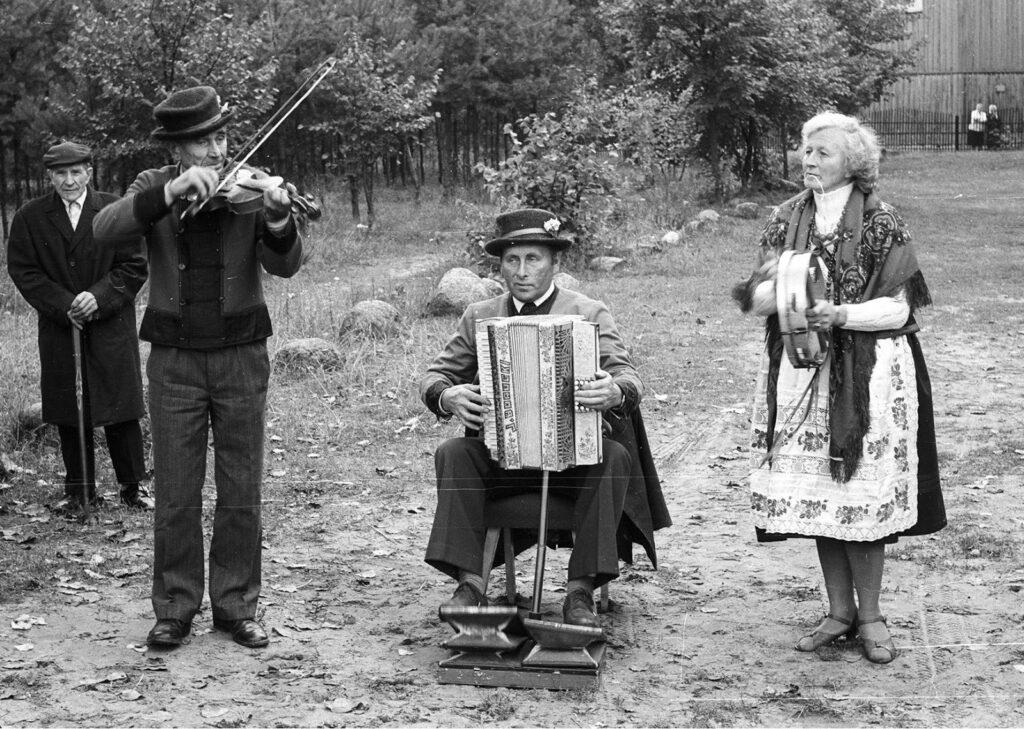 Pedałówka - Pedal Harmony accordion