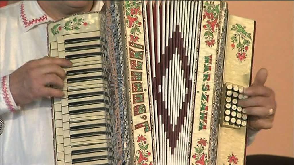 Harmonia Trzyrzędowa – Three-row harmonium