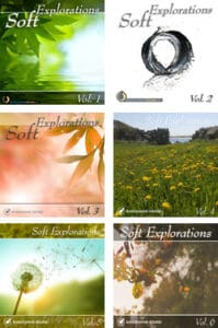 6 previous volumes of Soft Explorations albums