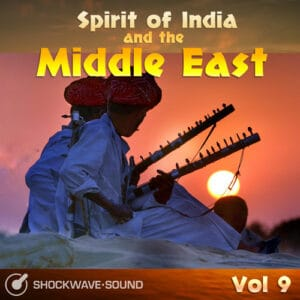 Spirit of India and Middle East Vol 9