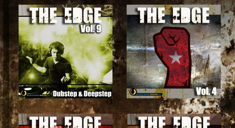 The Edge Week - 30% off all volumes of 'The Edge' royalty-free music collections