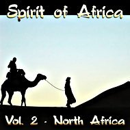 Music collection: Spirit of Africa, Vol. 2 - North Africa