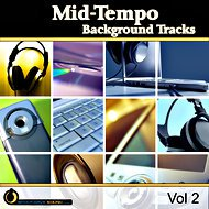 Music collection: Mid-Tempo Background Tracks, Vol. 2