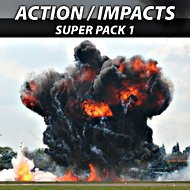 Sound-FX Collection: Action / Impacts Super Pack 1