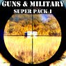 Guns & Military Super Pack 1 Picture