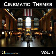 Music collection: Cinematic Themes, Vol. 1