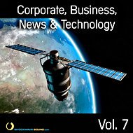 Music collection: Corporate, Business, News & Technology, Vol. 7