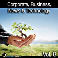 Music collection: Corporate, Business, News & Technology, Vol. 8