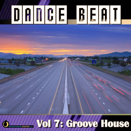 Stock music collection dance beat vol 7 groove house for Groove house music