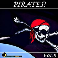 Music collection: Pirates! Vol. 3