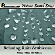 Relaxing Rain Ambience - nature sounds only version