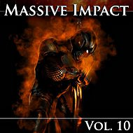 Music collection: Massive Impact, Vol. 10