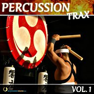 Music collection: Percussion Trax, Vol. 1
