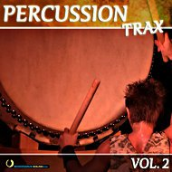 Music collection: Percussion Trax, Vol. 2
