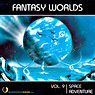 Fantasy Worlds, Vol. 9 - Space Adventure Picture