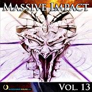 Music collection: Massive Impact, Vol. 13