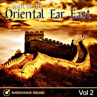 Music collection: Spirit of the Oriental Far East, Vol. 2