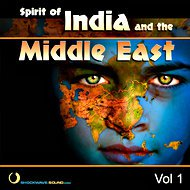 Music Collection: Spirit of India & the Middle East, Vol. 1