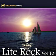 Music collection: Lite Rock, Vol. 10