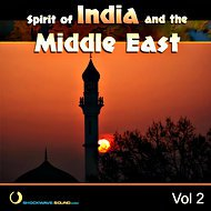 Music Collection: Spirit of India & the Middle East, Vol. 2