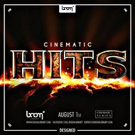 Sound-FX collection: Boom Cinematic Hits: Construction Kit