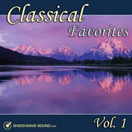 Music collection: Classical Favorites, Vol. 1