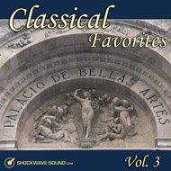 Music collection: Classical Favorites, Vol. 3