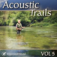 Music collection: Acoustic Trails, Vol. 5