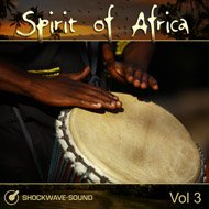 Music Collection: Spirit of Africa, Vol. 3
