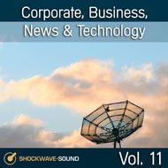 Music collection: Corporate, Business, News & Technology, Vol. 11