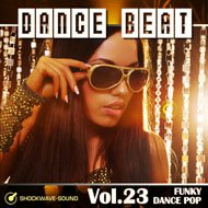 Music collection: Dance Beat Vol. 23: Funky Dance Pop