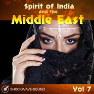 Music collection: Spirit of India & the Middle East, Vol. 7