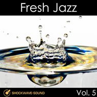 Music collection: Fresh Jazz, Vol. 5