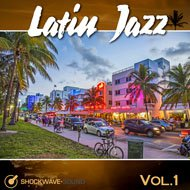 Music collection: Latin Jazz, Vol. 1