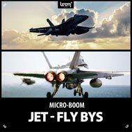 Sound-FX collection: Boom Jet FlyBy