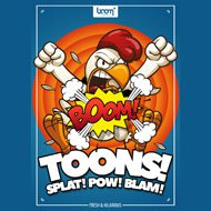 Sound-FX collection: Boom Toons