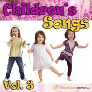 Music collection: Childrens Songs, Vol. 3