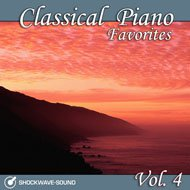 Music collection: Classical Piano Favorites, Vol. 4