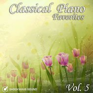 Music collection: Classical Piano Favorites, Vol. 5