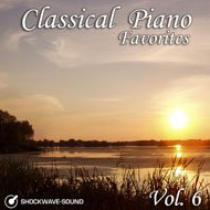 Music collection: Classical Piano Favorites, Vol. 6