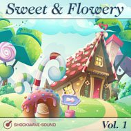 Music collection: Sweet & Flowery, Vol. 1