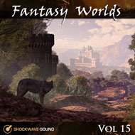 Music collection: Fantasy Worlds, Vol. 15