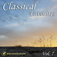Music collection: Classical Favorites, Vol. 7