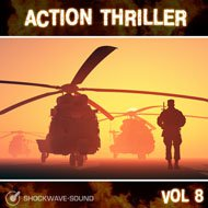 Music collection: Action Thriller, Vol. 8