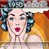 Music collection: The 1950's & 60's, Vol. 3