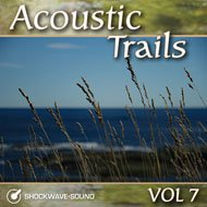 Music collection: Acoustic Trails, Vol. 7