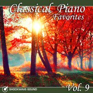 Music collection: Classical Piano Favorites, Vol. 9
