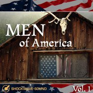 Music collection: Men of America, Vol. 1